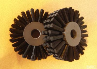 Brosse rotative industrielle