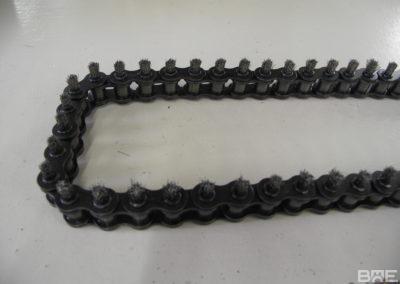 Brosse chaîne