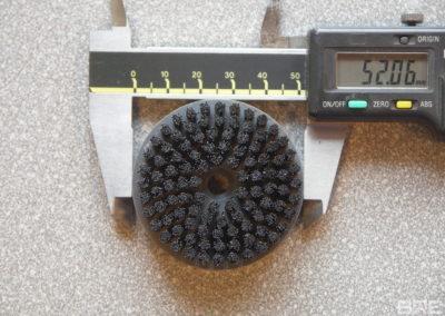 Plateau de nettoyage de moule d'injection