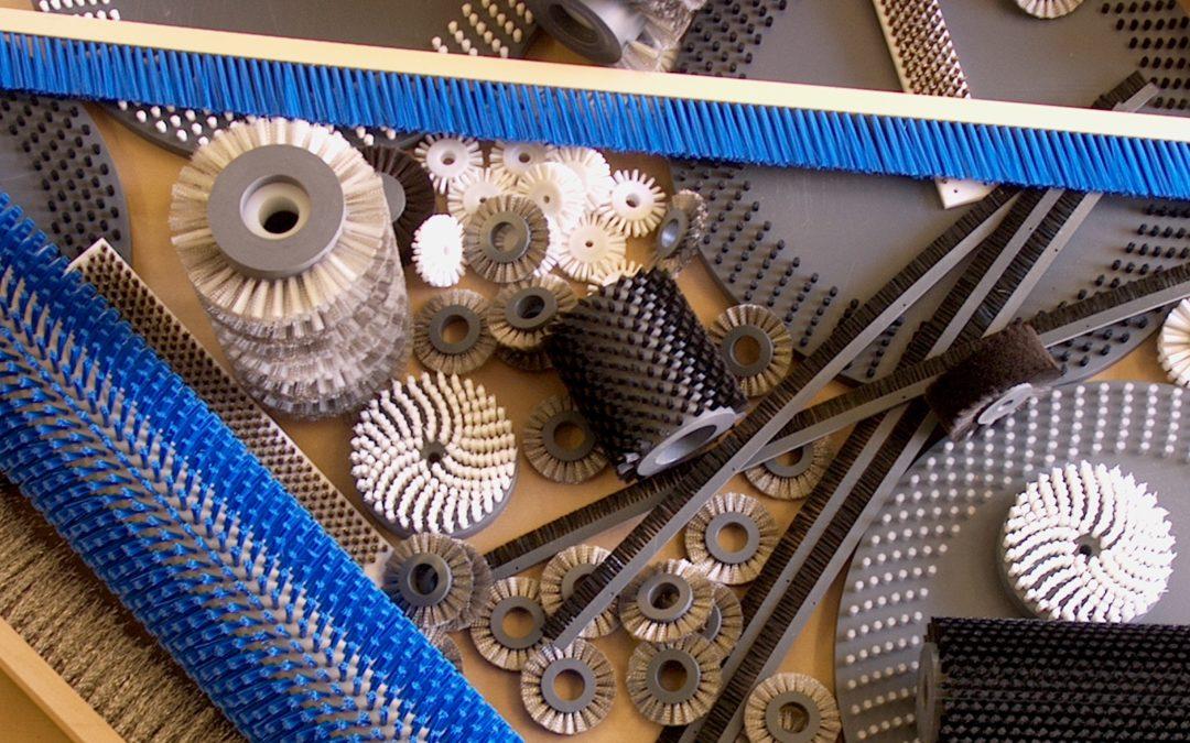 Toutes vos brosses techniques industrielles