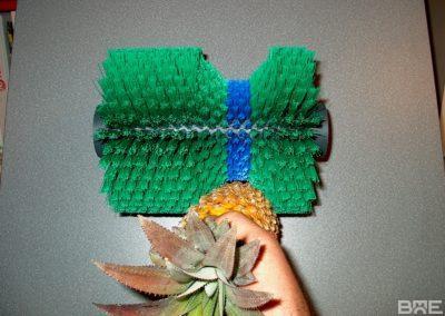 Brossage ananas