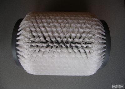 Brosse spéciale technique