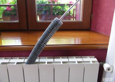 Goupillon radiateur